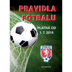 Pravidla fotbalu platná od 1.7.2016