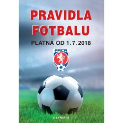 Pravidla fotbalu platná od 1.7.2018