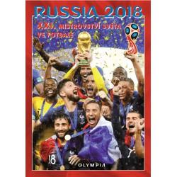Mistrovství světa ve fotbale Rusko 2018