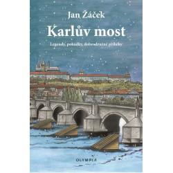 Karlův most, legendy, pohádky, dobrodružné příběhy